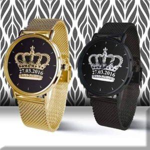 orologio singolo personalizzabile