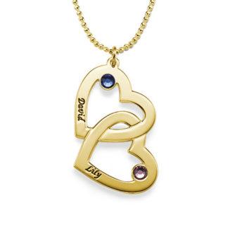 Collana-Cuore-nel-Cuore-Placcata-in-Oro-con-Pietre-Preziose_phy gioielli