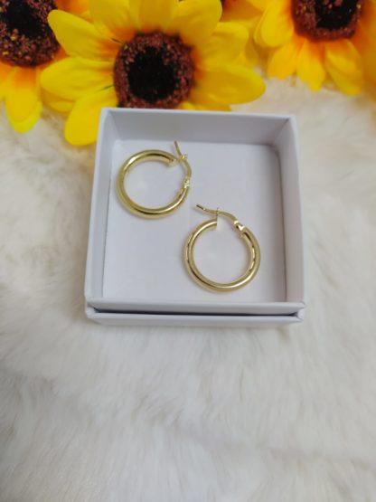 orecchini 2 cm