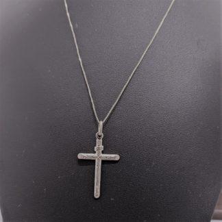 Crocifisso in argento 1727 2