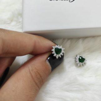 orecchini kate verdi